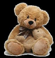 heroes&Teddy bear png image.
