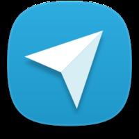logos&Telegram png image.