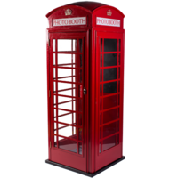 objects&Telephone booth png image.