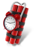 weapons&Time bomb png image.