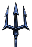 weapons&Trident png image.