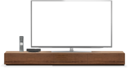 objects&TV png image.