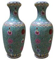 flowers & vase free transparent png image.