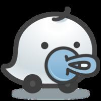 logos&Waze png image.