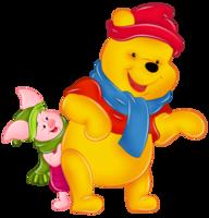 heroes&Winnie Pooh png image.