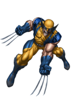 fantasy&Wolverine png image.