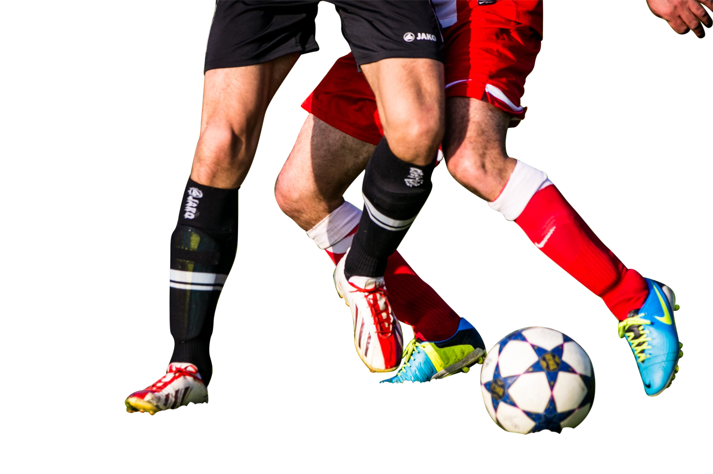Football player-sport- PNG image with transparent background