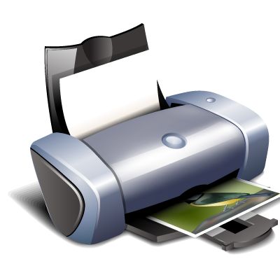 Printer-electronics- PNG image with transparent background
